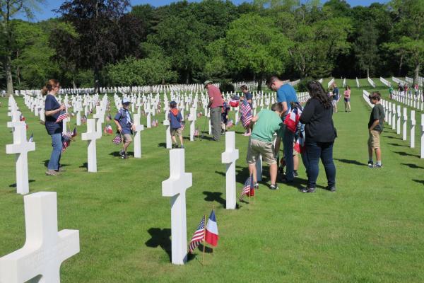 26.05.2019 MEMORIAL DAY SAINT AVOLD