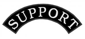 GRANDE BANANE HAUTE - SUPPORT - DORSAL CUIR