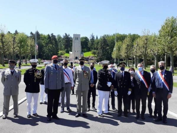 memorial day belleau