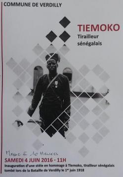 tiemoko tirailleur senegalais