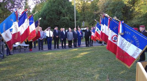 14 10 2017 Journée hommage à Guynemer - ChThy
