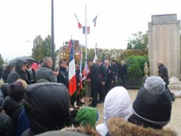 11 11 2017 : Armistice 1918 - Château-Thierry