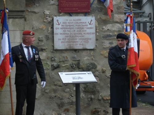 11.11.2017 Armistice Château-Thierry