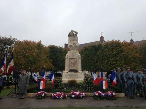11.11.2017 Armistice Fère en Tardenois