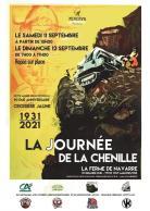 11 & 12.09.2021 : Bivouac MILI-RETRO - Journées de la Chenille, Vincy Manoeuvre(80)