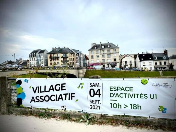 04.09.2021 village associatif Château Thierry