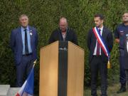 20.10.2018 : hommage à Georges Guynemer - Château-Thierry(02)