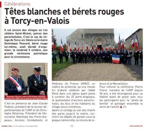 05.10.2018 St Michel - Torcy en Valois