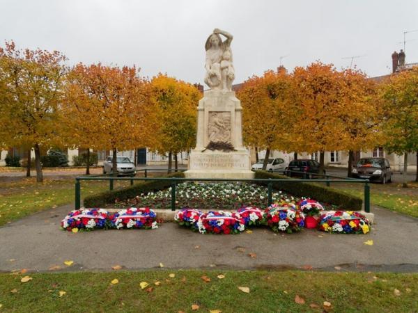 11.11.2018 - Fère en Tardenois : Armistice 1918
