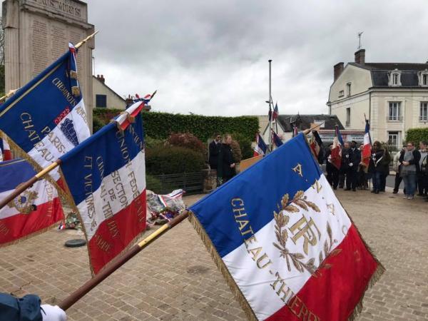 08.05.2019 Armistice 08.05.1945 Château Thierry