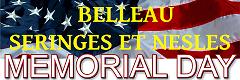 Memorial Day - 23 & 24.05.2020