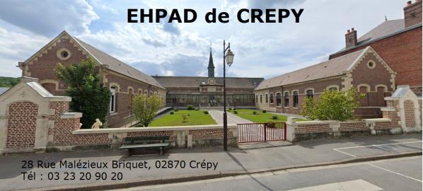 EHPAD CREPY