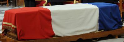 Drapo cercueil