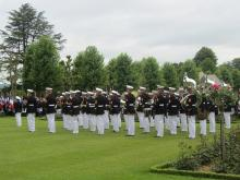 31.05.2015 fanfare US Marines Corps
