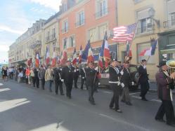 Les porte-drapeaux