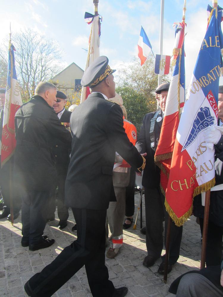 Comm moration de l 39 armistice 1918 - Port de la tenue militaire en retraite ...