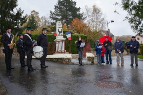 11.11.2017 : Armistice Mézy Moulins