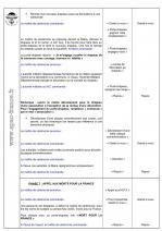 Phases chronologiques d'une cérémonie - page 3