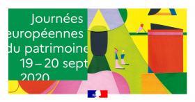 19 & 20.09.2020 : journées du Patrimoine