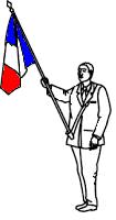 F re en tardenois - Port de la tenue militaire en retraite ...