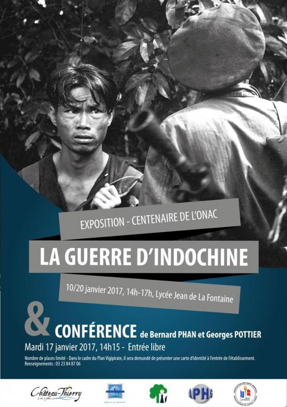 Exposition Guerre d'Indochine